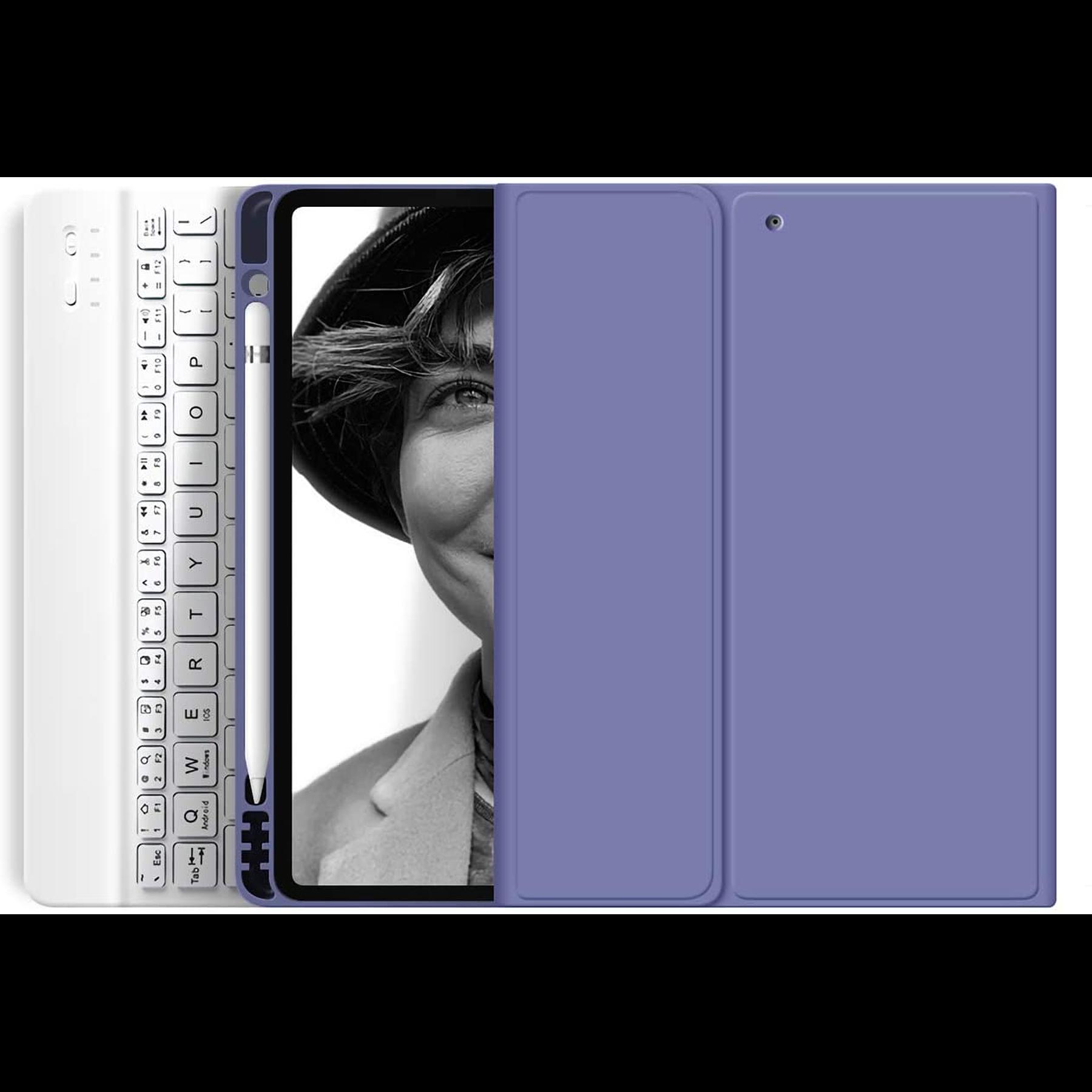 Funda + Teclado iPad Pro 12,9