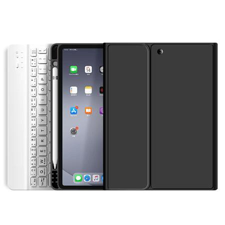 "Funda + Teclado iPad Mini 4 / 5 (7.9"") (Color: Negro)"