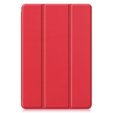 "Funda Samsung Tab S6 Lite 10.4"" - Ranura S Pen (Color: Rojo)"