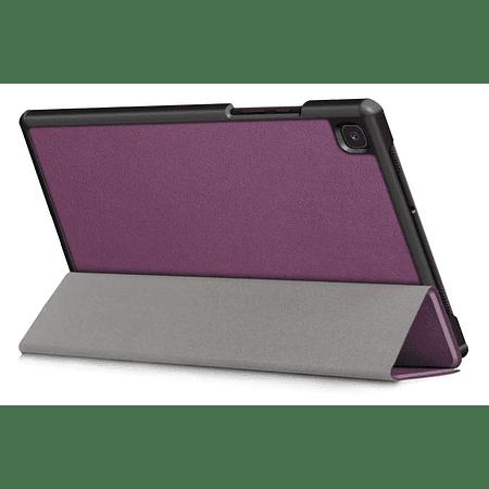 """Samsung Tab A 10.1"""" (T510/T515) - Funda (Color: Morado)"""