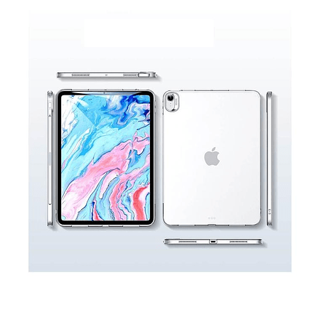 "iPad Air 4 10.9"" - Carcasa Transparente"