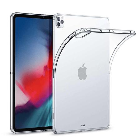 "Carcasa De Silicona Transparente iPad Pro 11"" 2020 / 2021 M1"