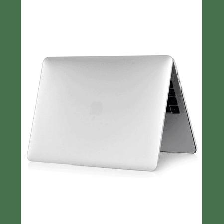 "Carcasa MacBook Air 13.3"" (Modelo: A1369/A1466) - Transparente"