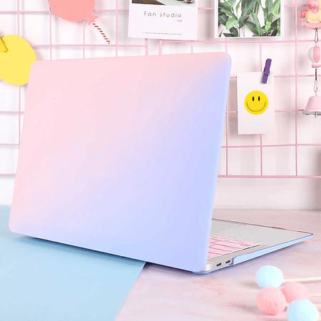 """Carcasa MacBook Pro 13"""" Con o sin TouchBar (Model A1708 / TouchBar A1988/A1706/A1989/A2159/A2289/A2251/2338) - Faded Pink Lilac"""