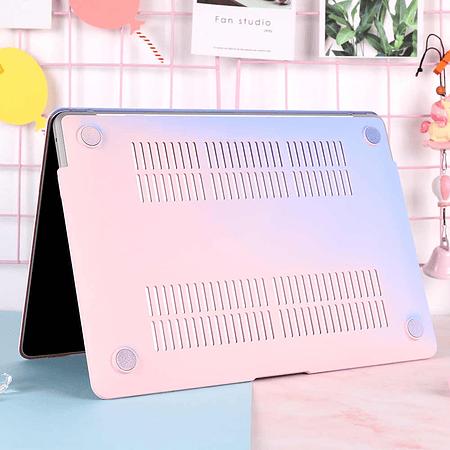 """Carcasa New MacBook Air 13"""" Retina (Model A1932/A2179/A2337 M1 - Faded Pink Lilac"""