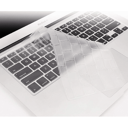 "Protector de Teclado Transparente - MacBook Air 13"" M1 A2337/A2179 Touch ID"