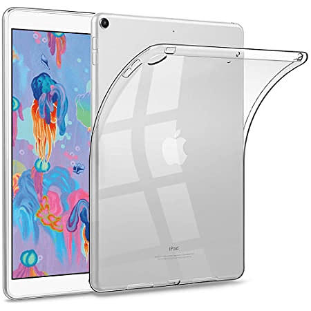 "iPad 9.7"" (5ta y 6ta Gen. /Air 1 y 2) - Carcasa Transparente"