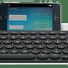 Teclado Logitech K780 Inalámbrico Bluetooth (Negro) incluye letra Ñ