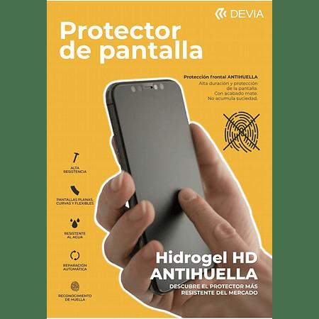 Lámina de Hidrogel para Celulares de todas las marcas - Matte Anti Huellas