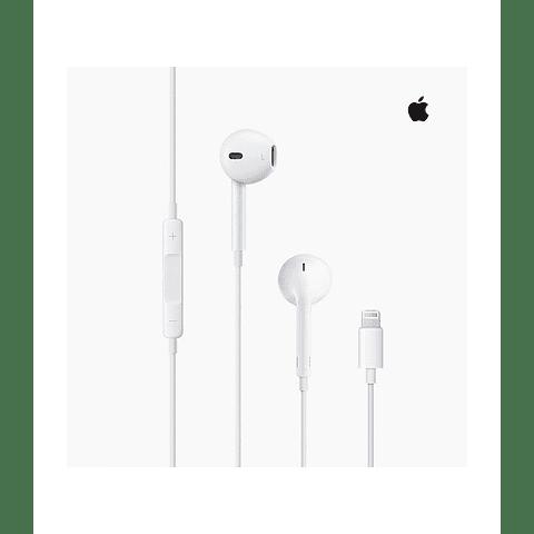 Audífonos Lightning Apple Original