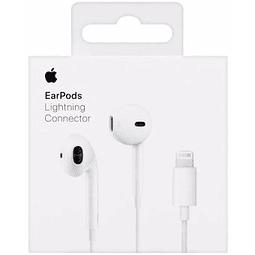 Audífonos EarPods Lightning Conexión Bluetooth