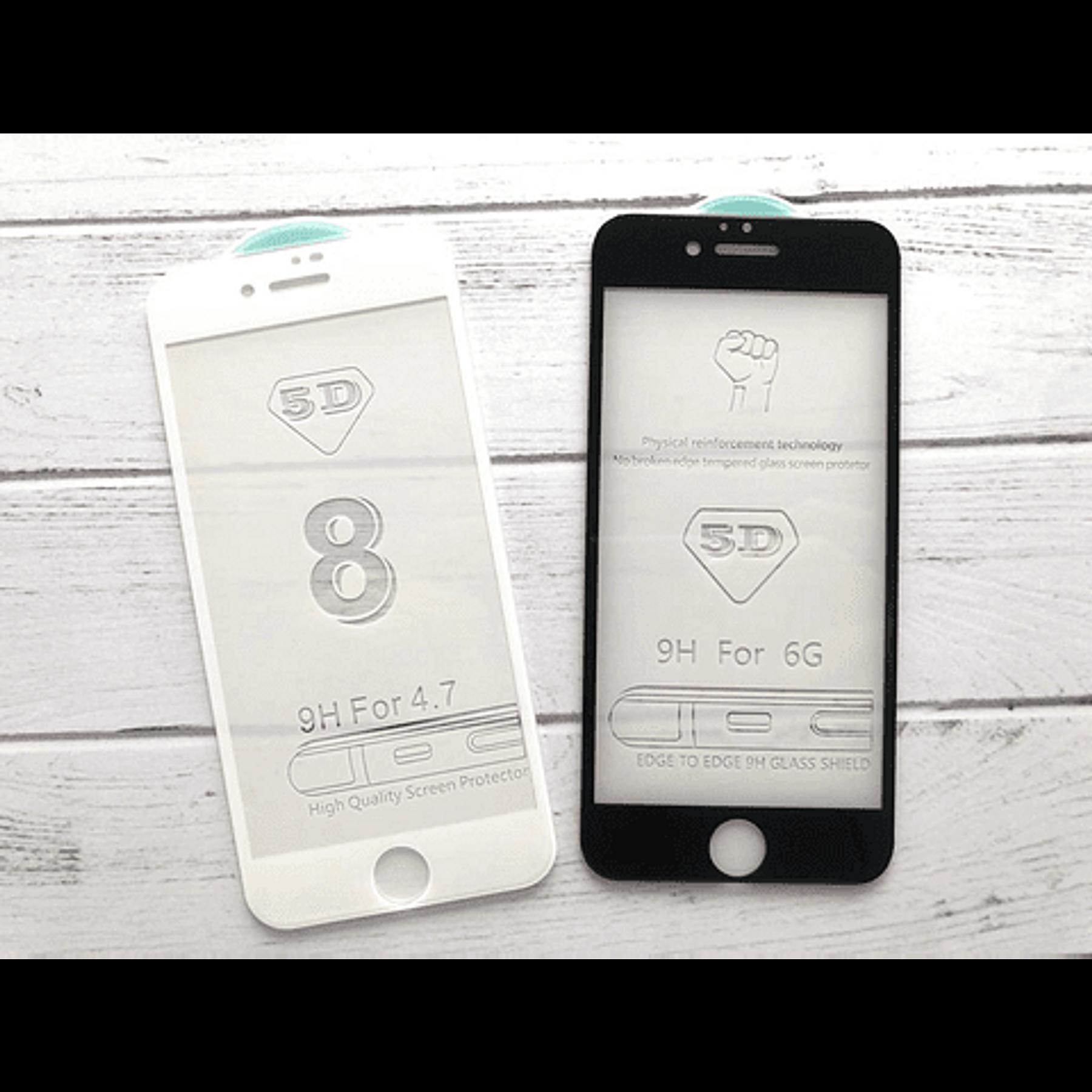 Iphone 6 / 7 / 8 / SE 2020 - Lámina Vidrio Templado Completa