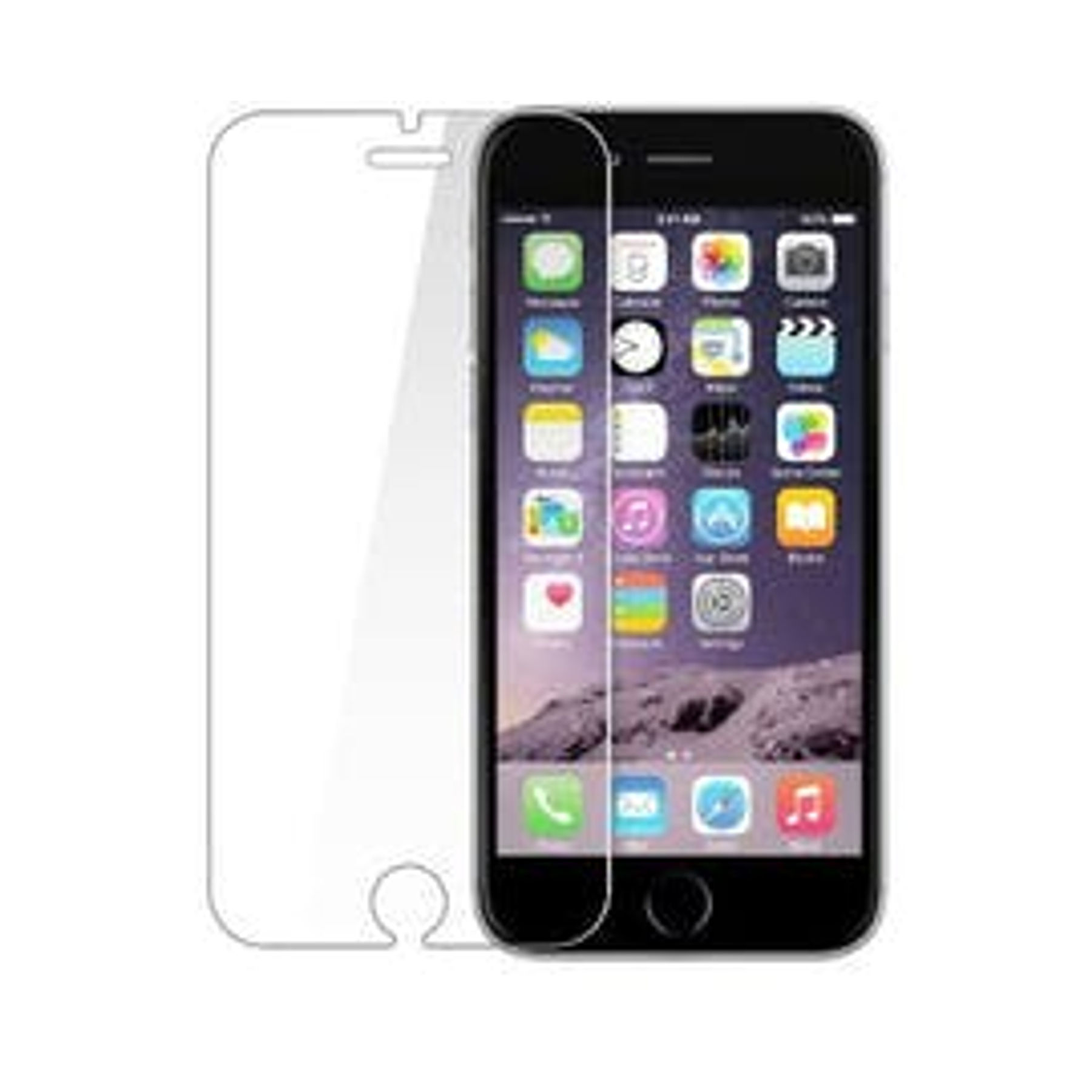 Iphone 7/8 Plus - Lámina Vidrio Templado Normal