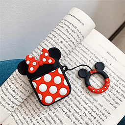 AirPods 1/2 - Carcasa Minnie