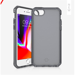 Carcasa  iPhone 7 / 8 / SE 2020 Antishock 2M Gris