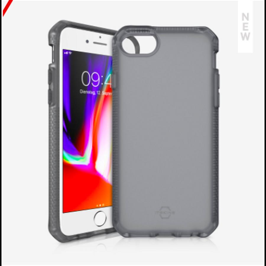 Carcasa  iPhone 7 / 8 / SE 2020 Antishock 2M Gris