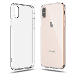 Carcasa iPhone XS Max Transparente