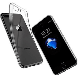Carcasa iPhone 7 / 8 Plus Transparente