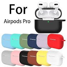 Carcasas AirPods Pro Colores