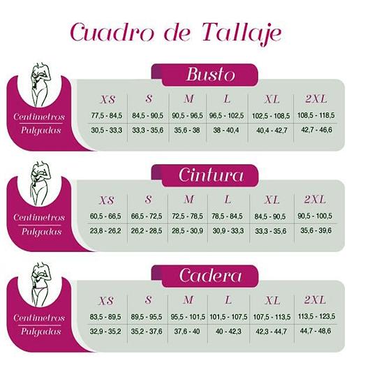 ENTERIZO SENOS LIBRES TÉRMICO CORTO