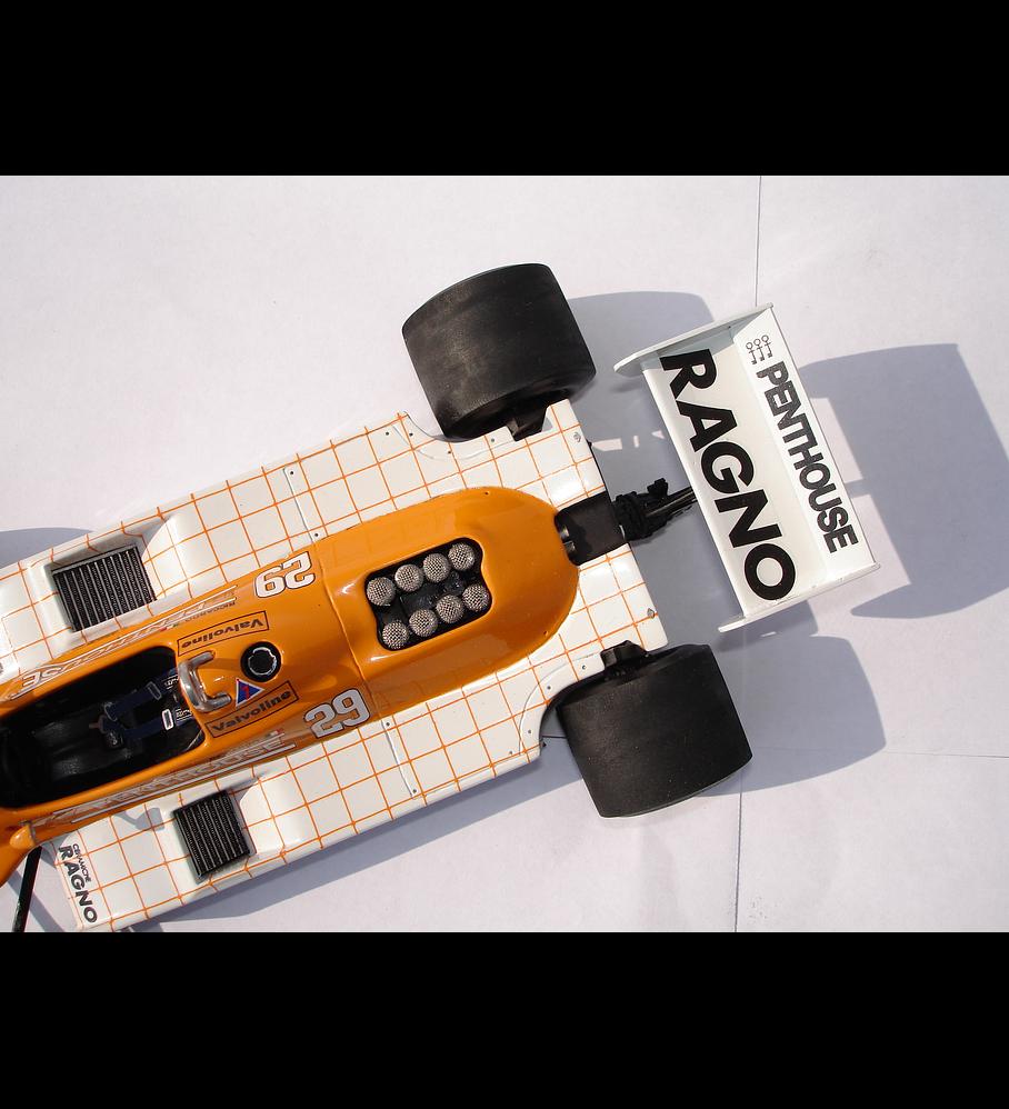 1/20 F1 Resin kit - Arrows A3 1981 Long Beach GP