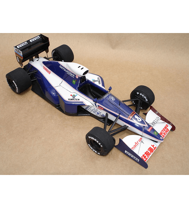 1/20 F1 Resin kit - Brabham BT60Y 1991 Monaco GP