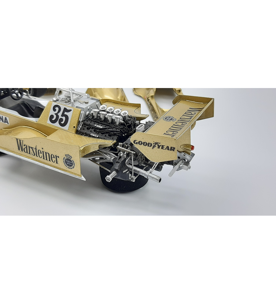 1/20 F1 Resin kit - Arrows Fa1 1978 Sweden GP