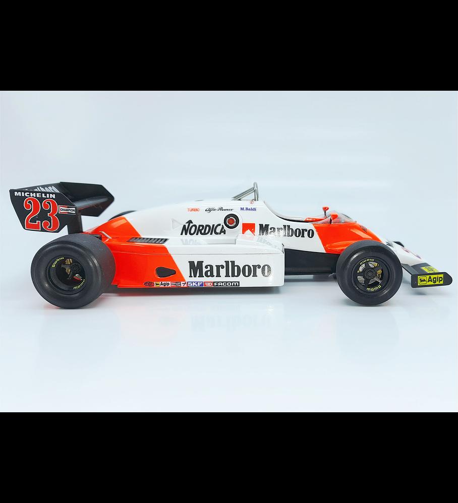 1/20 Alfa Romeo 183T - GP Monaco 1983 - F1 Resin kit