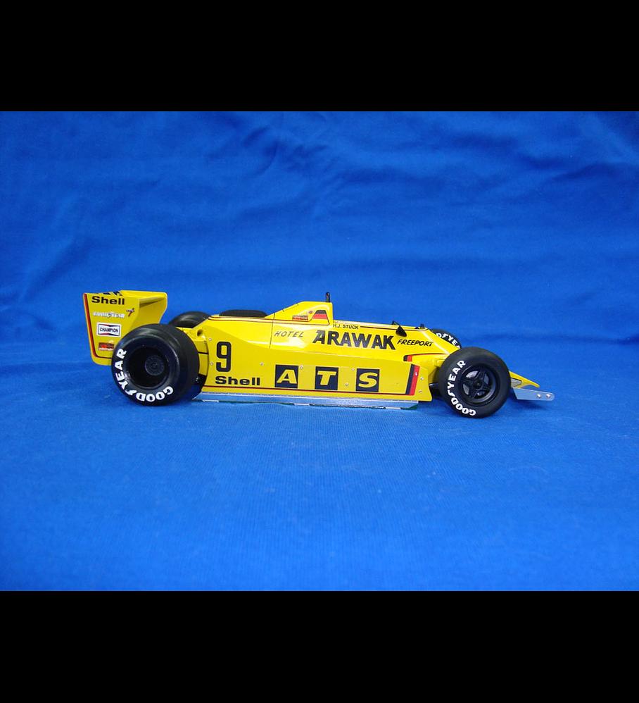 1/20 F1 Resin kit - ATS D3 USA East GP 1979