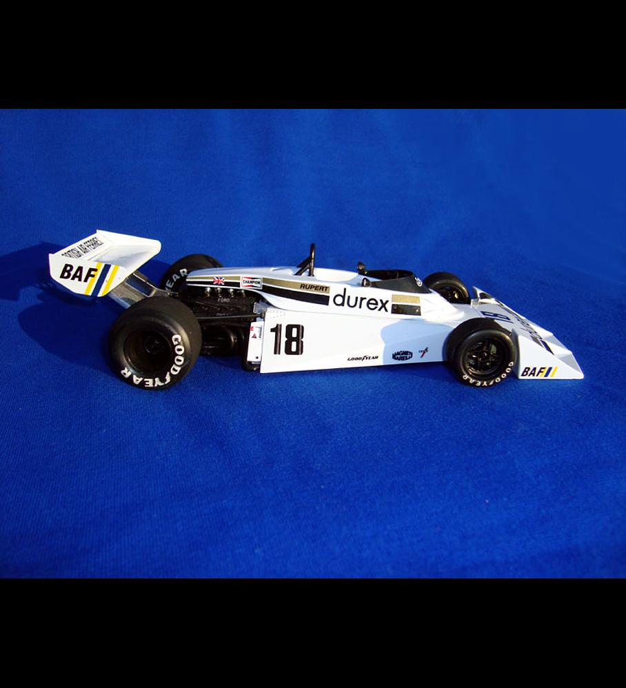 1/20 F1 Resin kit - Surtees TS19 1978 Version