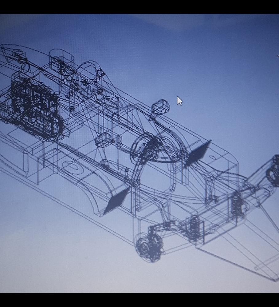 1/20 F1 Resin kit - Van Diemen RF82 Formula Ford 2000