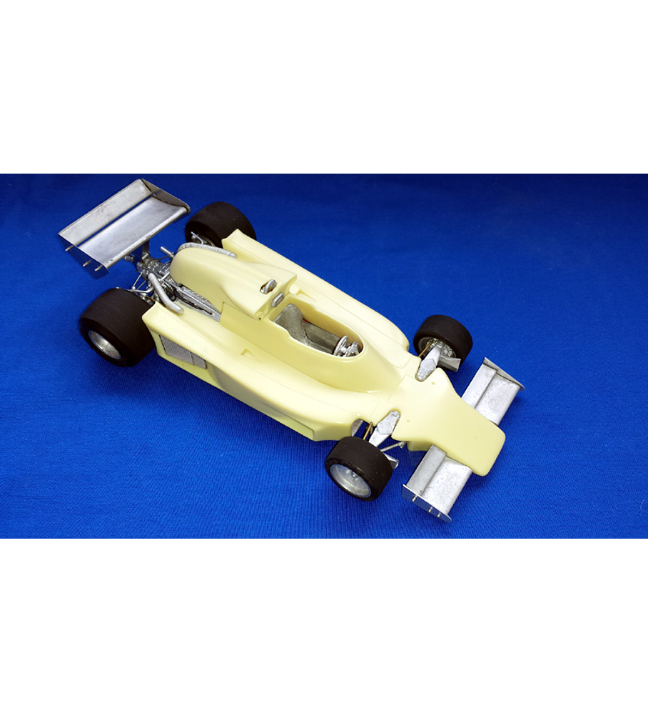 1/20 F1 Resin kit - Shadow DN8 1977 Monaco GP