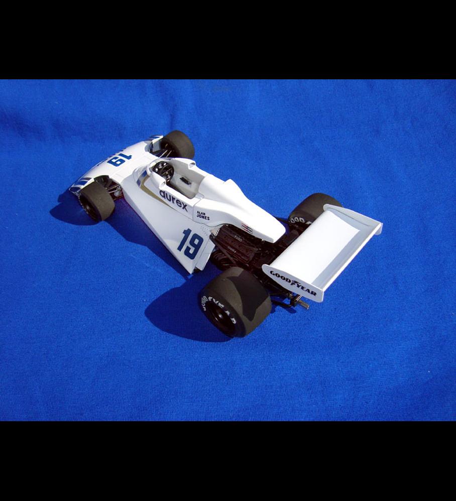 1/20 F1 Resin kit - Surtees TS19 1976 British GP