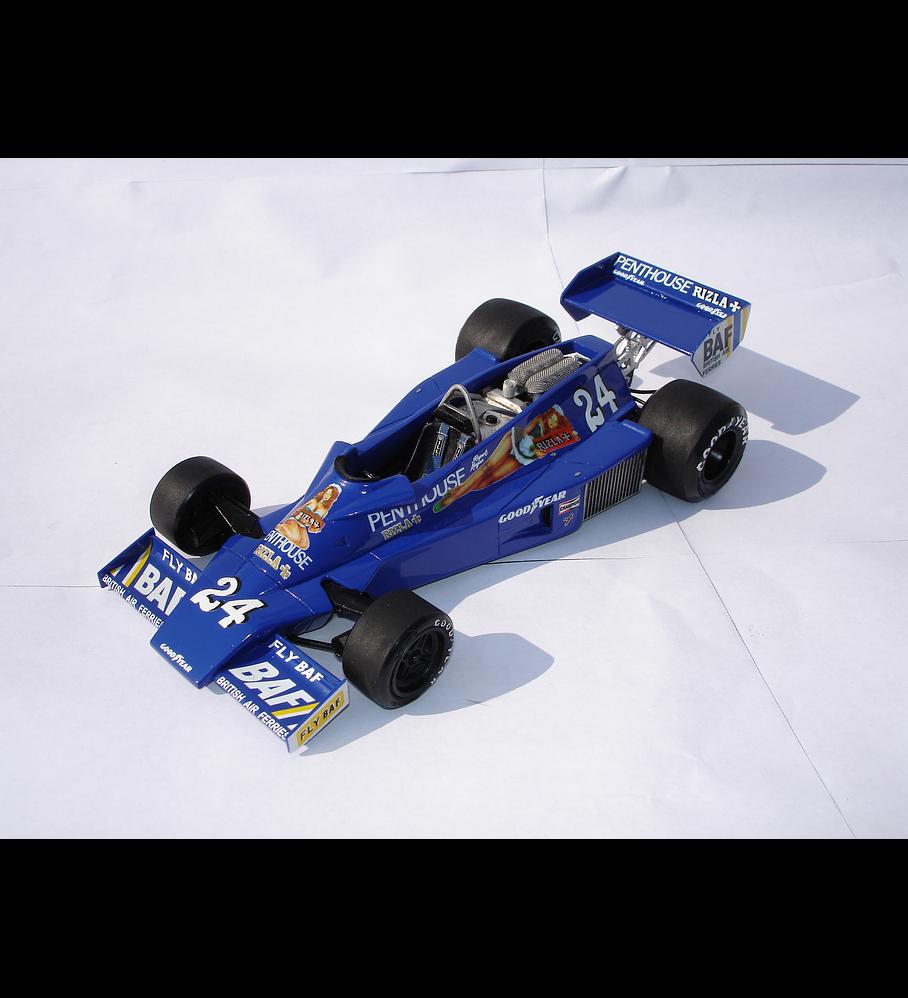 1/20 F1 Resin kit - Hesketh 308E
