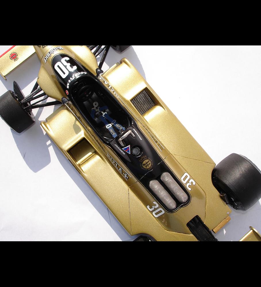 1/20 F1 Resin kit - Arrows A3 1980 Long Beach GP