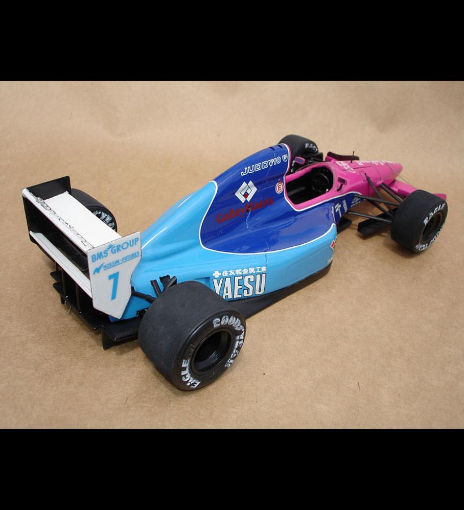1/20 F1 Resin kit - Brabham BT60B 1992 Late Version