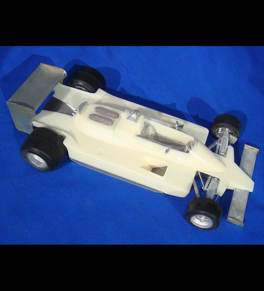 1/20 F1 Resin kit - Mc Laren M28 - 1979 USA GP