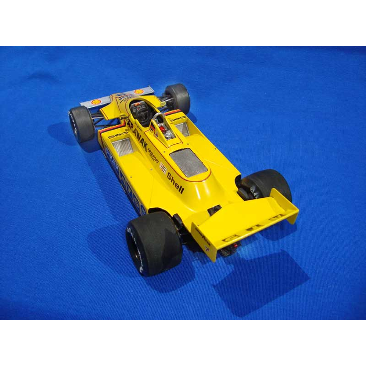 1/20 F1 Resin kit - ATS D4