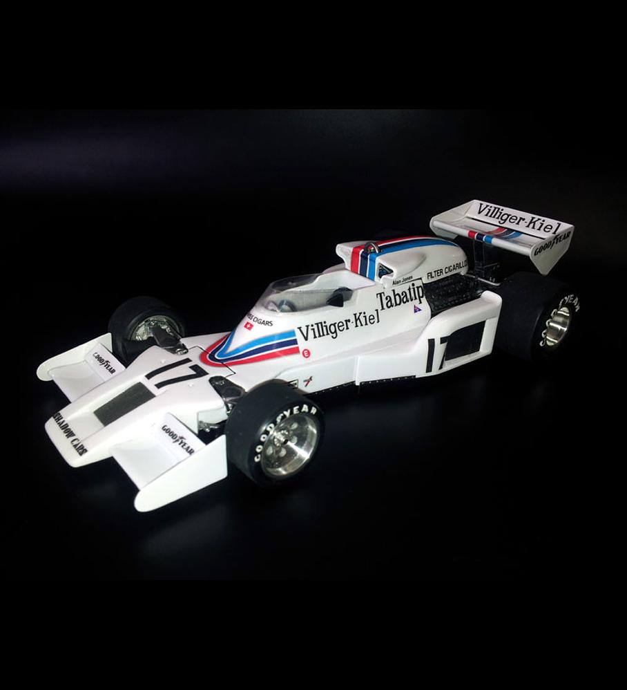 1/20 F1 Resin kit - Shadow DN8 1977 Austrian GP - Winner