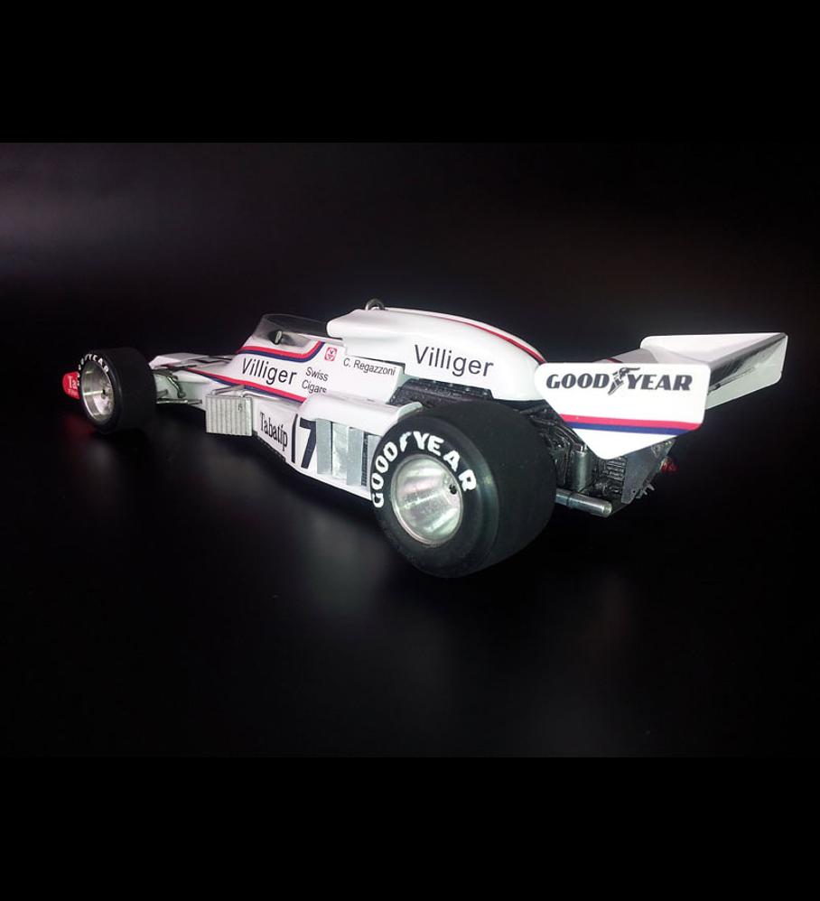 1/20 F1 Resin kit - Shadow DN8 1978 Brazilian GP
