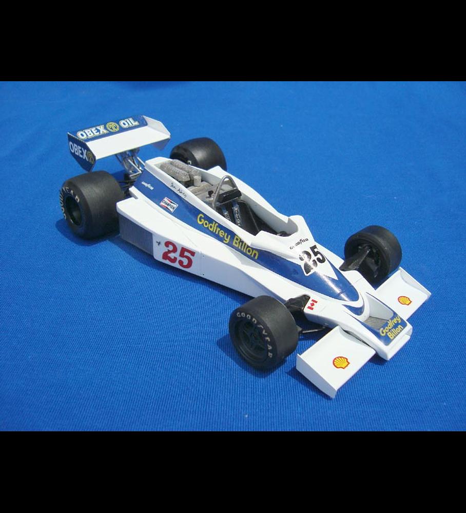 1/20 F1 Resin kit - Hesketh 308E 1977 version
