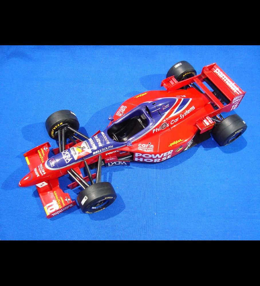1/20 F1 Resin kit - Footwork Fa17 late version