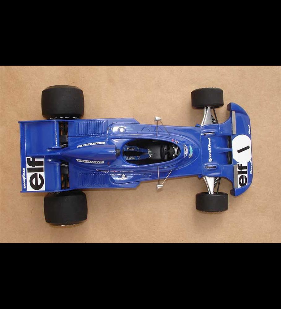 1/20 F1 Resin kit - Tyrrell 005 Canadian GP