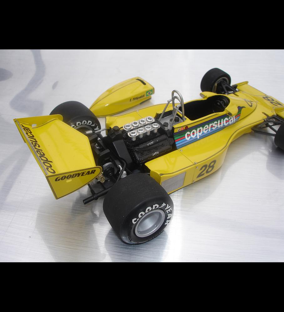 1/20 F1 Resin kit - Copersucar F5