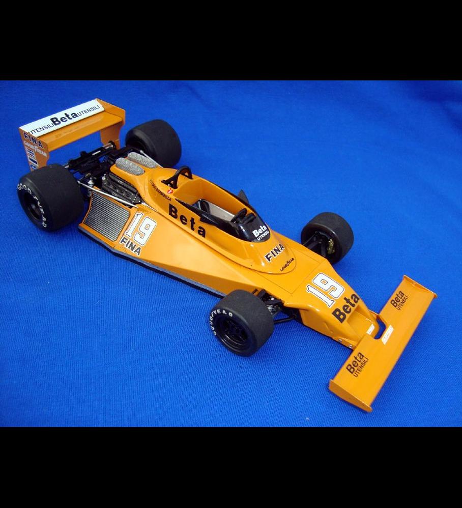 1/20 F1 Resin kit - Surtees TS20 1978 Austrian GP