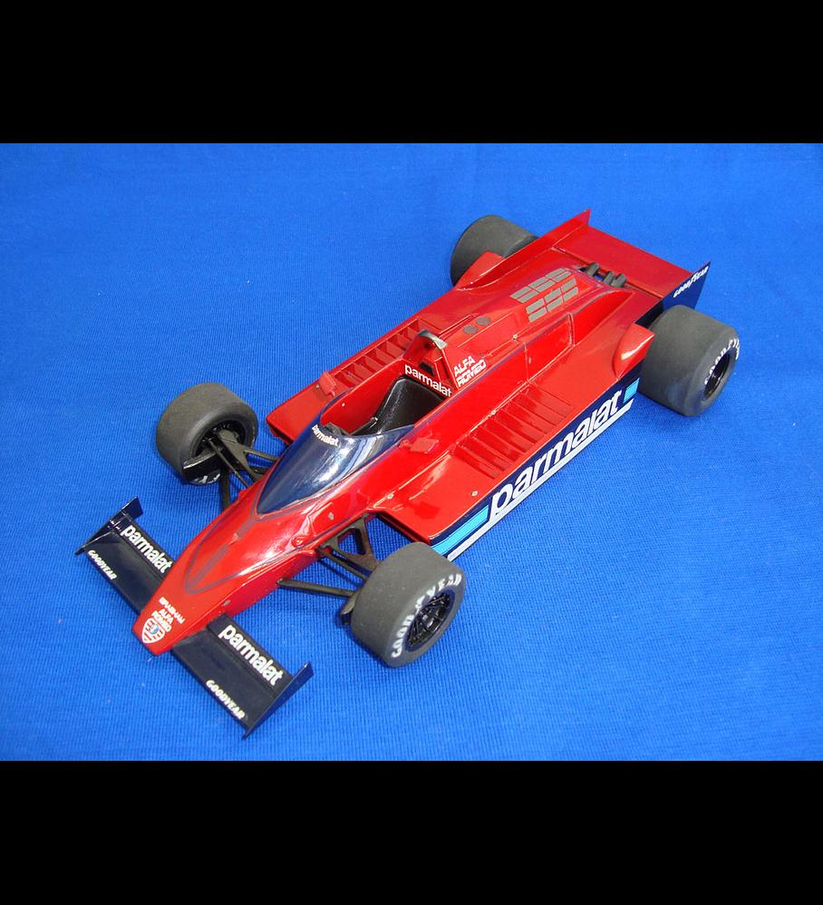 1/20 F1 Resin kit - Brabham BT48 Press presentation