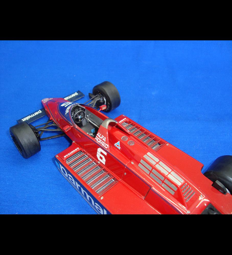 1/20 F1 Resin kit - Brabham BT48 1979 Dutch GP