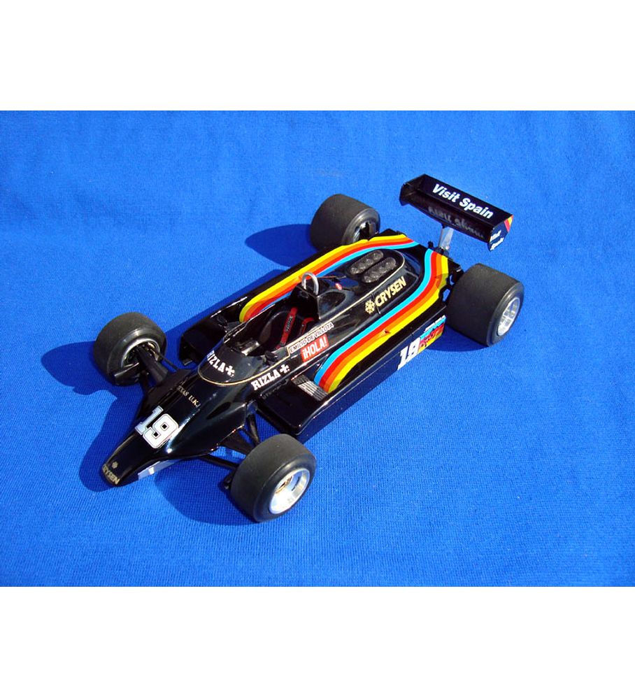 1/20 F1 Resin kit - March 821