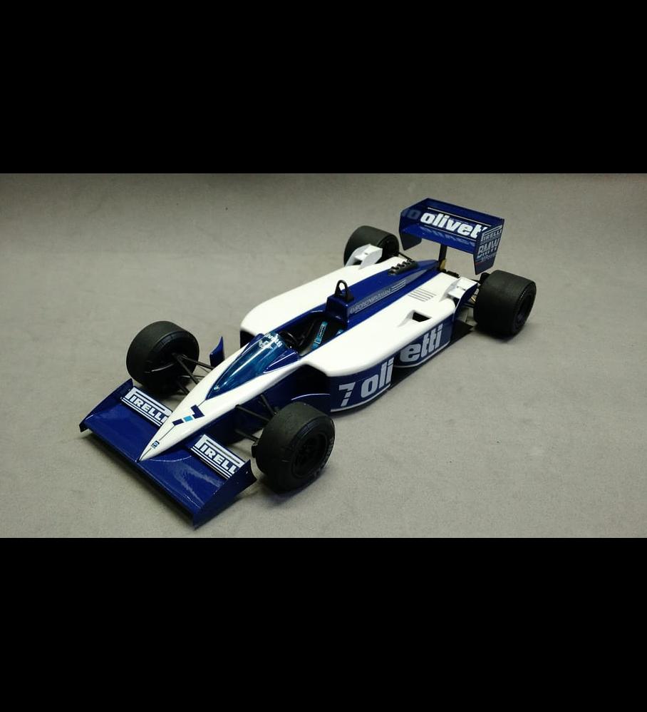 1/20 F1 Resin kit - Brabham BT55