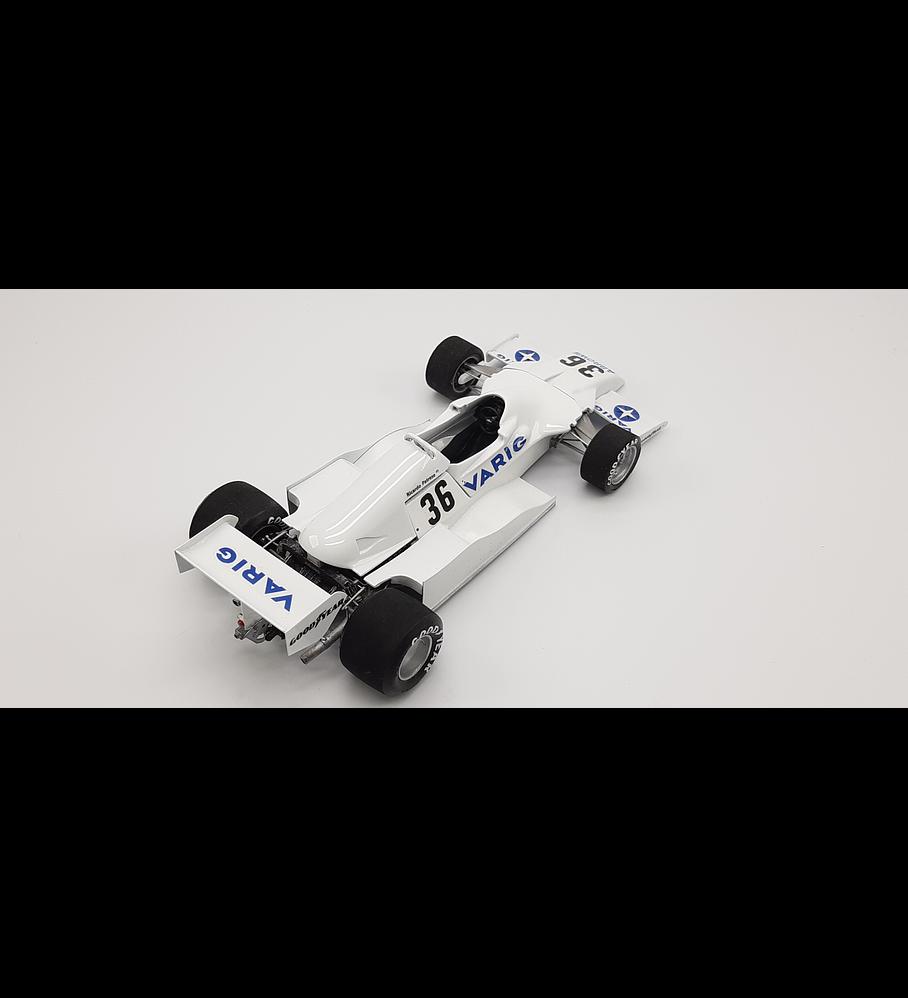 1/20 F1 Resin kit - Arrows Fa1 1978 Brazil GP